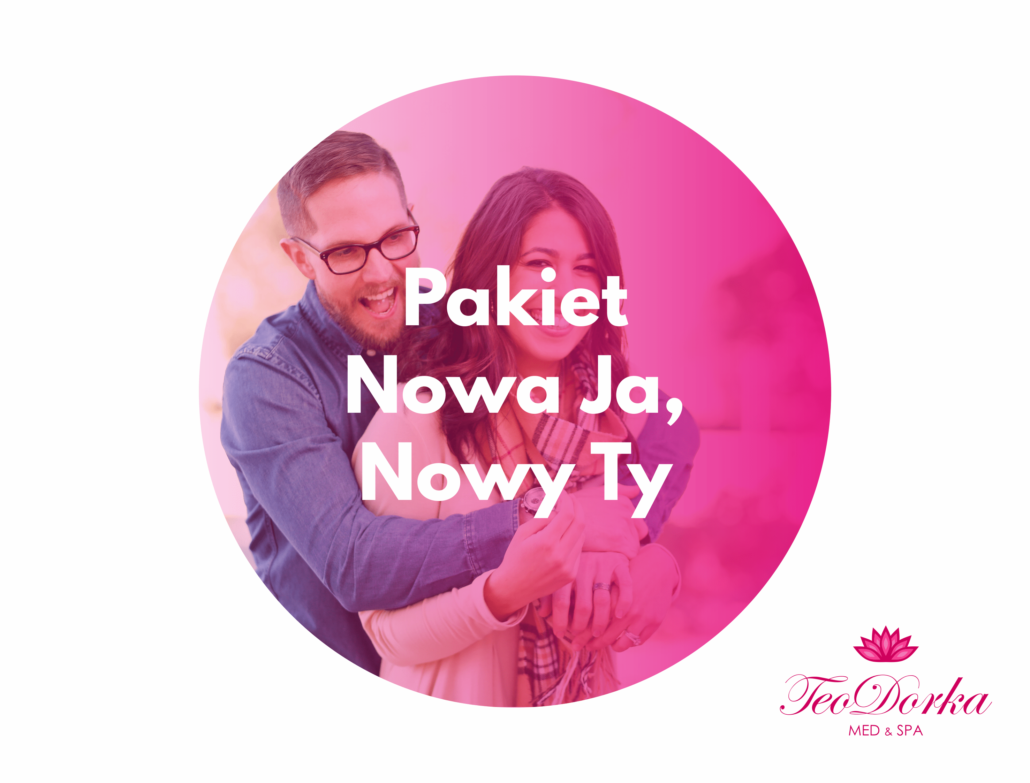 Pakiet Nowa Ja Nowy Ty Teodorka Ciechocinek