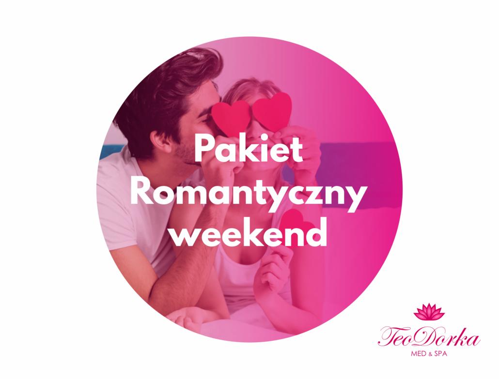 Pakiet Romantyczny Weekend Teodorka Ciechocinek