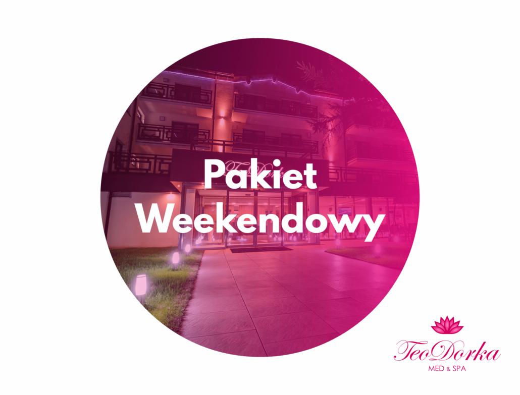 Pakiet Weekendowy Teodorka Ciechocinek