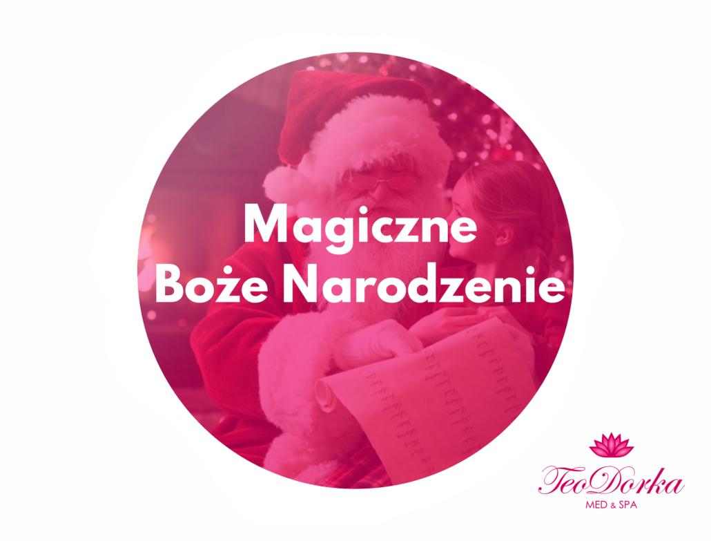 Centrum Teodorka Ciechocinek - pakiet Boże Narodzenie